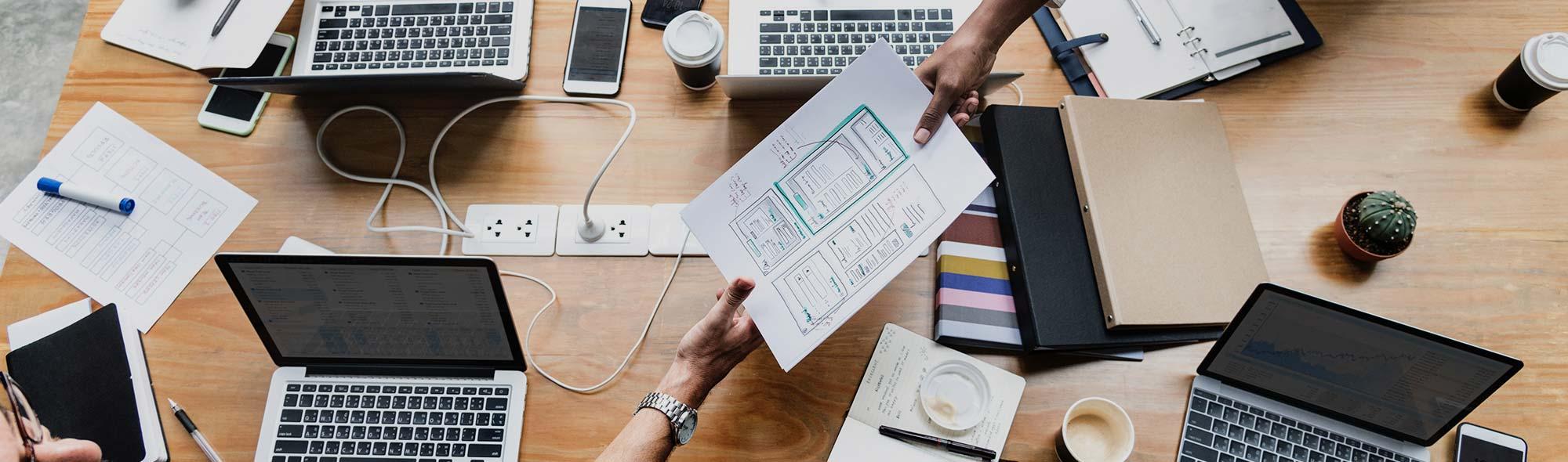 طراحی و بهینه سازی کینگ سایت